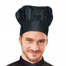 Črna Kuharska kapa 50 kosov