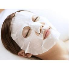 Obrazna maska za kozmetične tretmaje - nonwoven 50 kosov