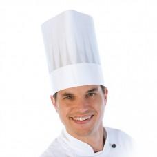Kuharska kapa EUROPA STANDARD iz papirja