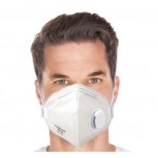 Zaščitna maska z ventilom FFP2 NR, 10 kosov