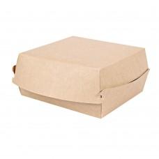 Škatla za hamburger iz kraft papirja