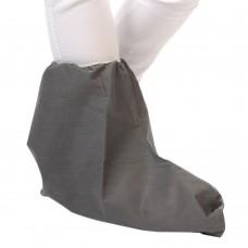 Zaščita za čevlje PP visoki sivi 300 kosov