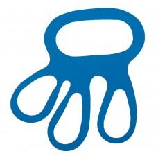 Pričvrščevalne elastike za mrežaste rokavice iz PU folije 500 kosov