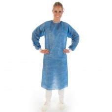 Zaščitna kirurška halja s patentom, 50 kosov